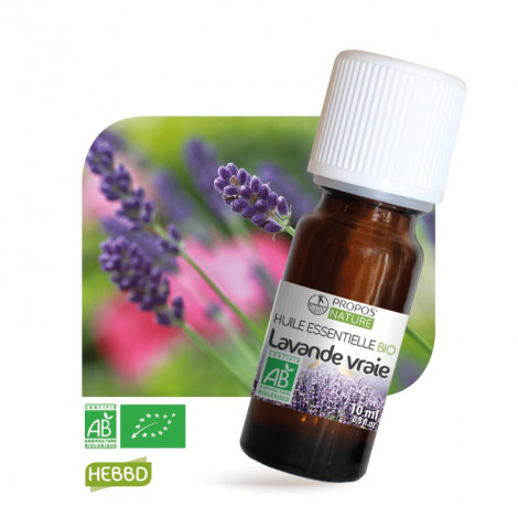 Propos´Nature BIO - Óleo Essencial de Lavanda 10ml