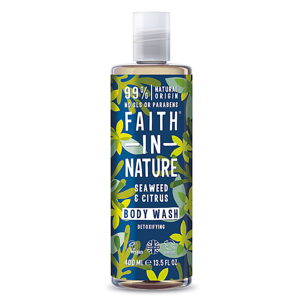 Gel de Banho Faith in Nature - 400 ml
